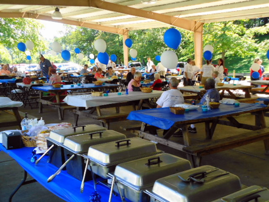 Graduation Party with Salvatore's Catering